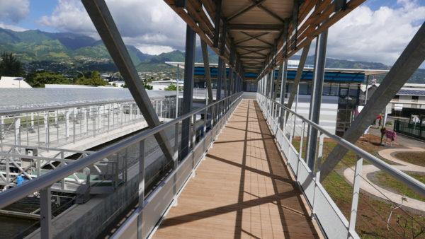 Usine de traitement des eaux de Papeete